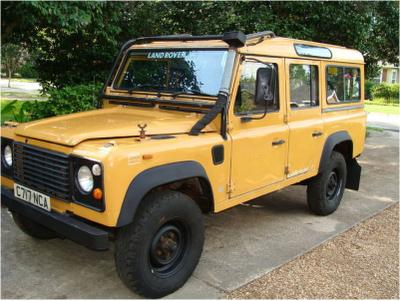 1985 Land Rover Defender 110 200 Tdi