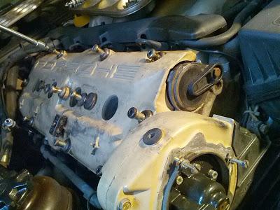 Restoration Wednesday – 1987 Porsche 944S