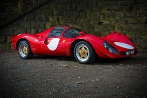 Ferrari P4/5, lead Some Glorious Beaters Around