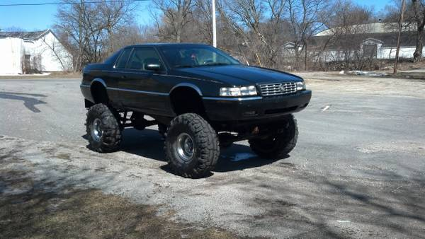 Cadillac 4X4 – $7000 (Greenville) – Groosh's Garage