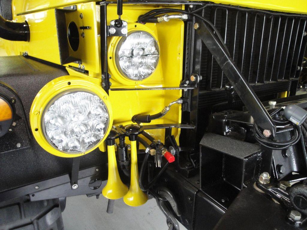 1978 M35A2 Jeep Corporation – Groosh's Garage