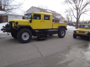 1978 M35A2 Jeep Corporation – Groosh's Garage