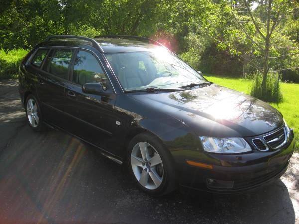 2006 saab 9 3 aero sportcombi 9000 dexter groosh 39 s. Black Bedroom Furniture Sets. Home Design Ideas
