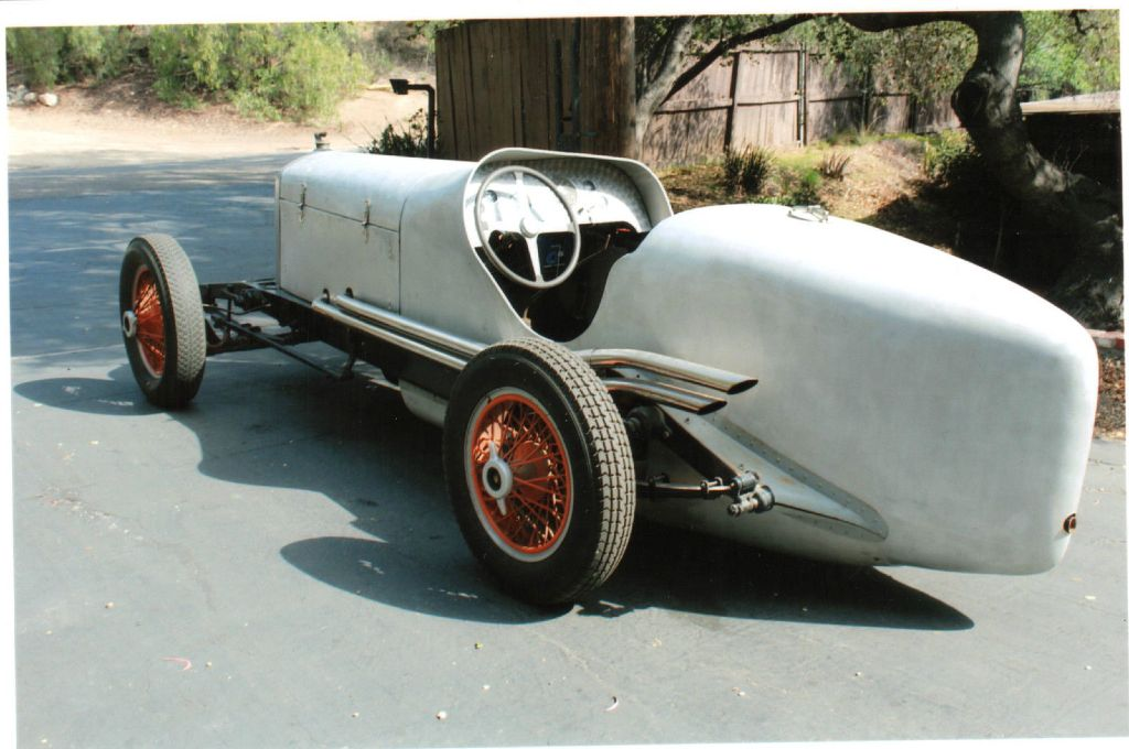 "1934 Shafer ""8"" Indianapolis Race Car – Groosh's Garage"