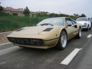 1980 Ferrari 308 Gtsi Rare Gold Color Low Mileage 5 Speed Manual 32000 Plymouth