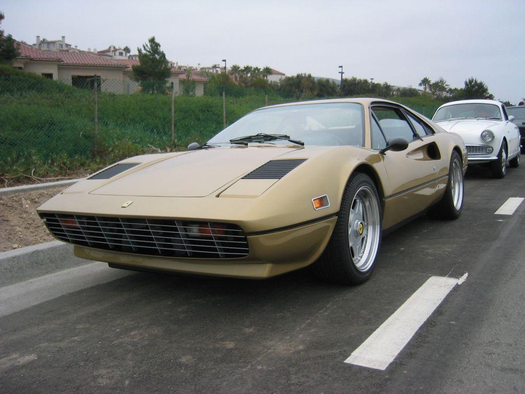 1980 Ferrari 308 Gtsi Rare Gold Color Low Mileage 5 Speed Manual 32000 Plymouth