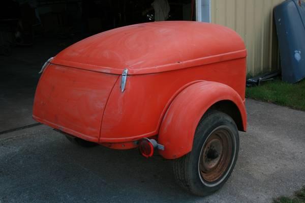 1936 Mullins Trailer 5150 Cedar Groosh S Garage