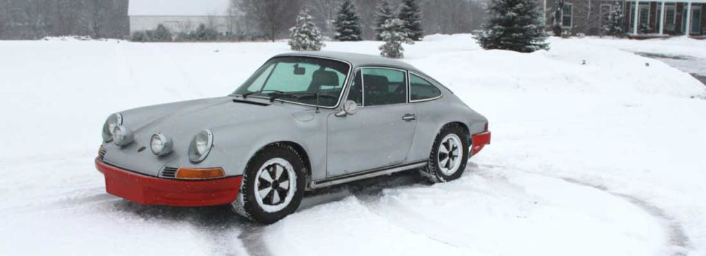 1971 Porsche 911T Resurrection