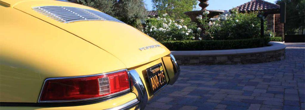 1966 Porsche 912 Restoration