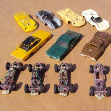 Vintage Slot Car Set Highly Collectible – $100 (East side or Downriver )