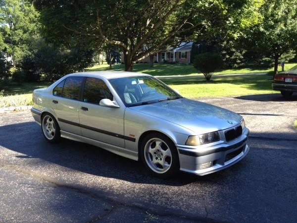 1997 bmw m3 sedan 8500 howell groosh 39 s garage for Garage bmw bayern marignane