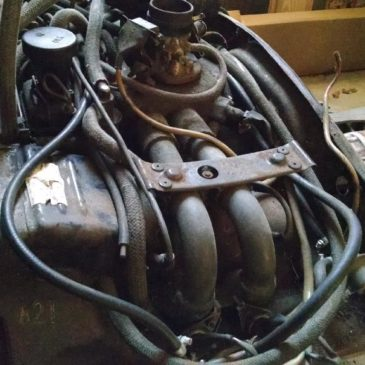 Restoration Wednesday, 2.0 Motor Will Get New Life