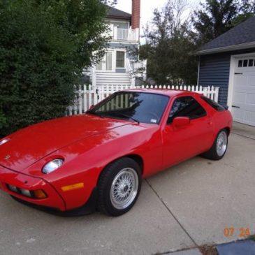 1979 Porsche 928 \ Possible TRADE – $9500