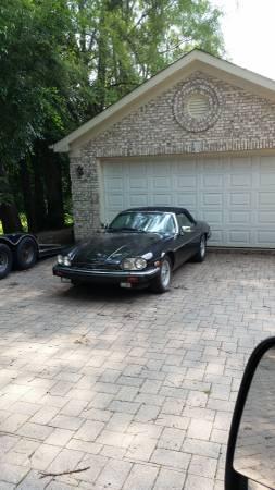 1989 XJS V12 Convertable Jaguar – $4700 (algonquin)