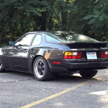 1986 Porsche 944 Turbo – $9900 (NW Grand Rapids)