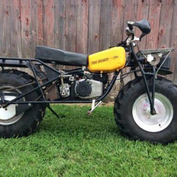 Rokon Trailbreaker 2wd Motorcycle – $3200 (Marlette)
