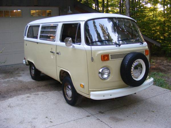 Vw Bus Westphalia Camper Kombi Type Ii Transporter