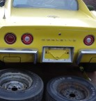 1972 Corvette Coupe. Matching number project. - $6000 (Oak brook)