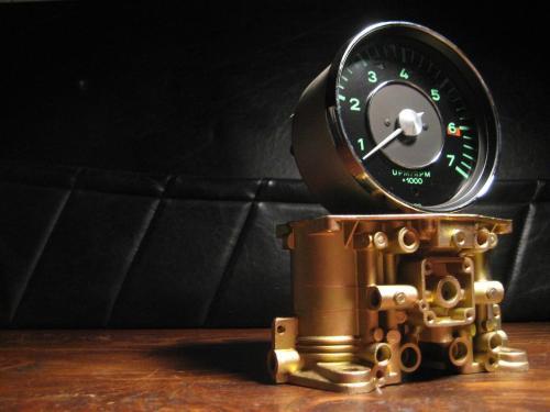 Porsche 912 tachometer