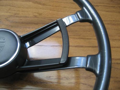 Porsche 912 steering wheel