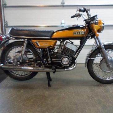 1972 Yamaha DS7 250 – $1400 (Laingsburg)