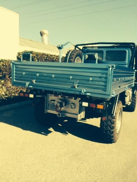 Mercedes-Benz Unimog – Groosh's Garage