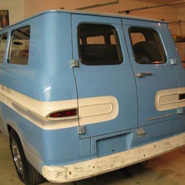 1964 Greenbrier Van – $6500