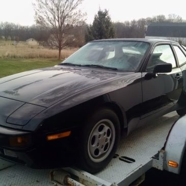 Restoration Wednesday, 1987 Porsche 944S