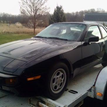 Restoration Wednesday, 1987 Porsche 944S