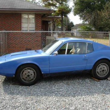 SAAB Sonett, 1973 – $1495 (Burlington, NC)