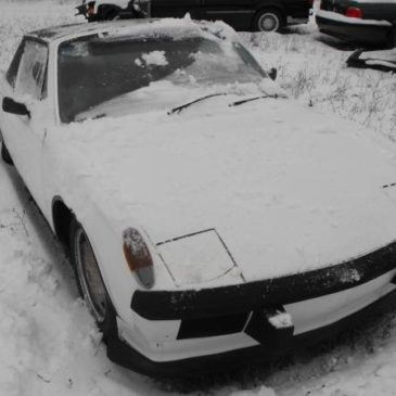 Four Porsche 914 – $7500 (Benzie)