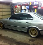 1993 BMW 525i - $2500 (Plymouth)