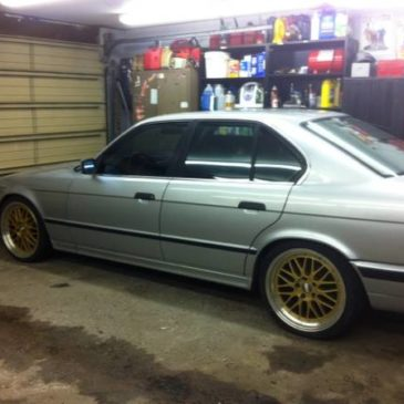 1993 BMW 525i – $2500 (Plymouth)