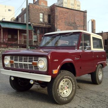 Bronco 1969 Ford 302 – $25000 (Lake Orion)