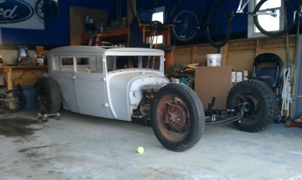 1929 Ford Model A – $6000 (Ypsilanti)