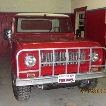 1964 International Harvester Scout (Adrian area)
