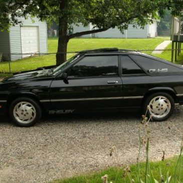 1987 Shelby GLHS – $8500 (lake orion)
