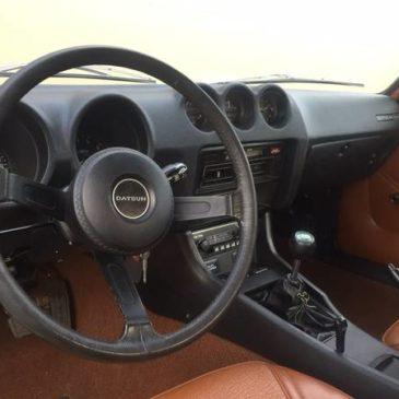 1974 Datsun 260 Z 2+2 Very Original – $12000 (Sylvan Lake)