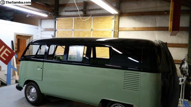 1966 11 Window Factory Walk Through,or trade 911 porsche   Price: 25k obo