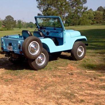 1960 Jeep CJ5 – $11500 (Adrian)