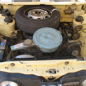 1979 Subaru Brat – $4000