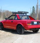 1986 Toyota MR2 - good rally-x car or Daily Driver AW11 - $3100 (Plymouth)
