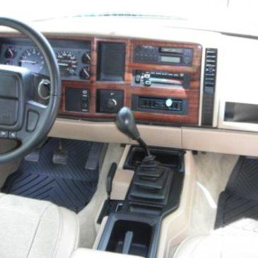 1995 Jeep Cherokee Country (Oscoda)