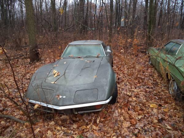 corvette 72 torino 73 (linden) – Groosh's Garage