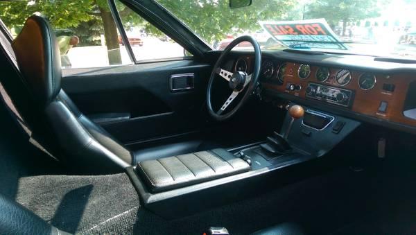 1972 Lotus Europa – $14500 (Howell)