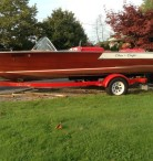 1960 Chris Craft Ski Boat - $10000 (St. Clair)