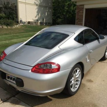 2003 Porsche Boxster – VERY RARE Hardtop – Triptronic – $15500 (Rochester Hills)