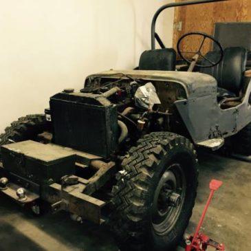 Willys – $750 (Milan)