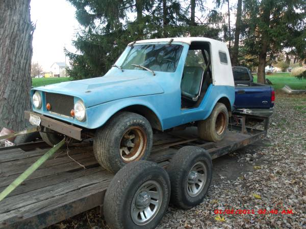 Parmley Jeep 1970s Very Rare vintage – Groosh's Garage