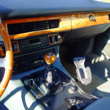 Looking for a Rare 5-Speed Manual Jaguar XJS?